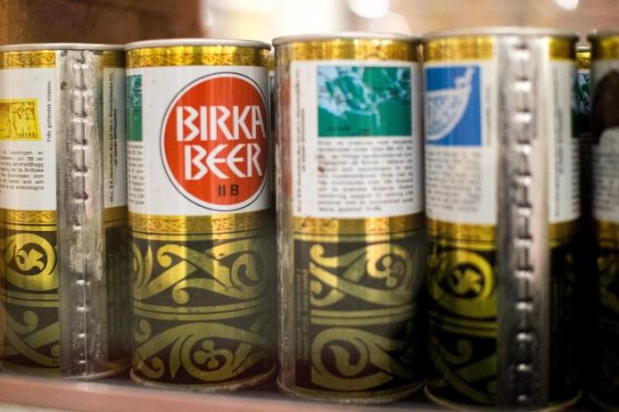 Birka Beer serien